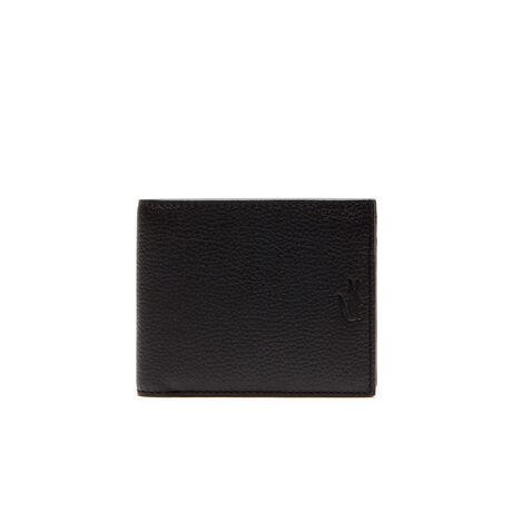 Portefeuille Rafael en cuir 3 cartes - grand format