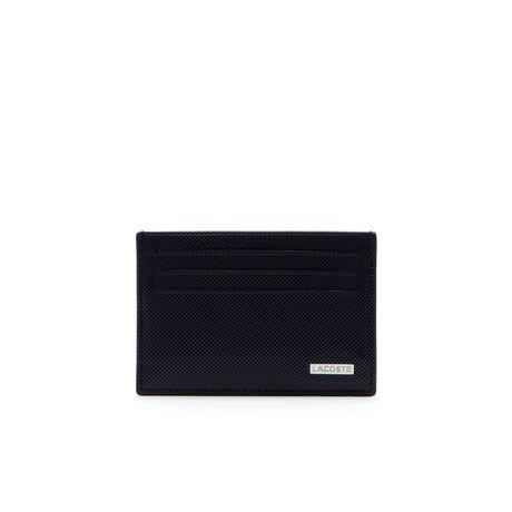 Porte-cartes Edward en cuir bicolore