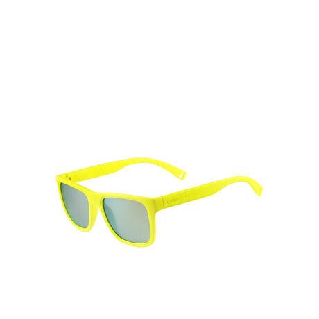 Occhiali da Sole Galleggianti Color Block Uomo