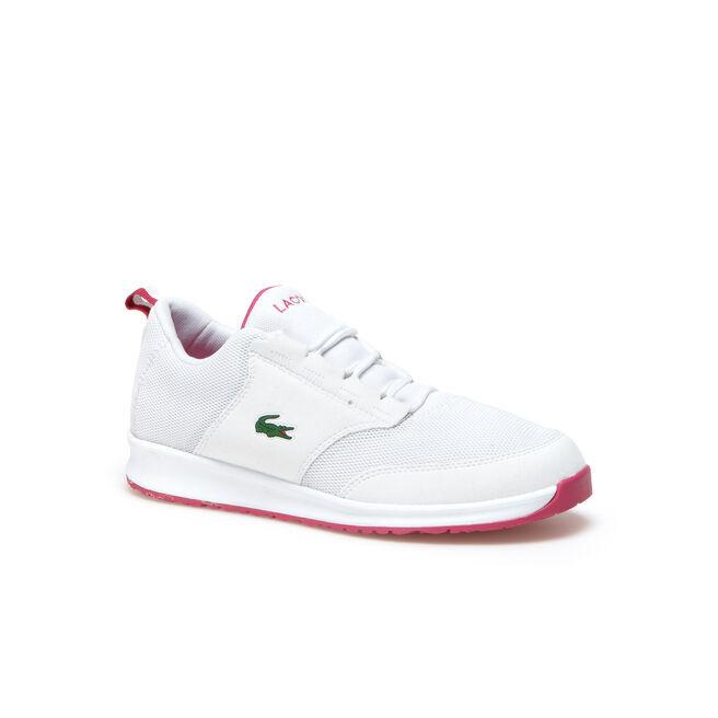 Sneakers Kids L.IGHT in tela aerata