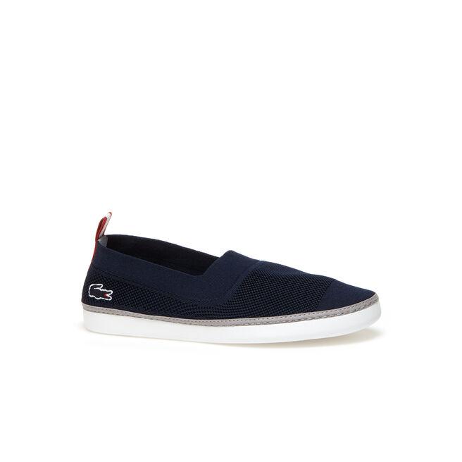 Sneakers senza stringhe L.ydro in piqué elastico