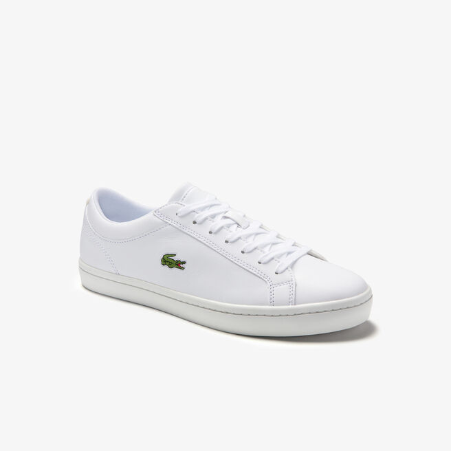 Sneakers Straightset in pelle