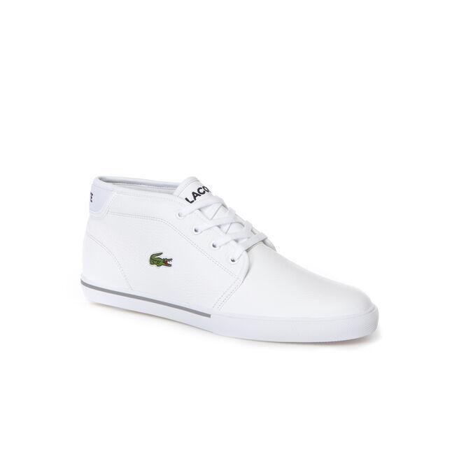 Sneakers Ampthill in pelle con bordino