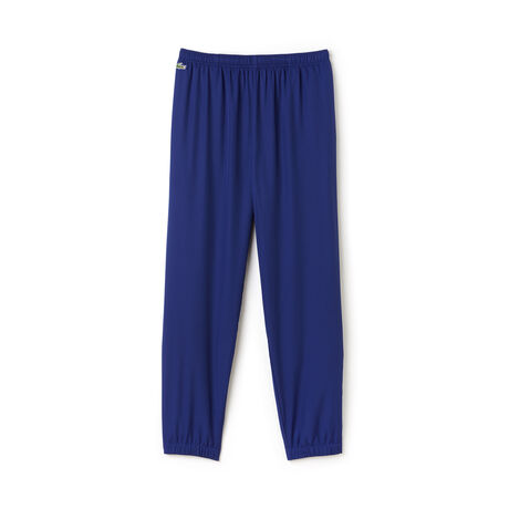 Pantaloni tuta Tennis Lacoste SPORT con fascia a contrasto