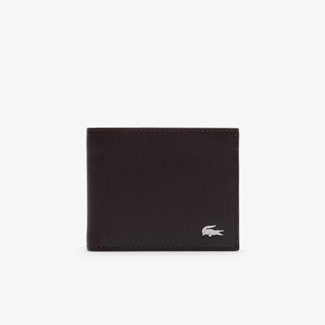 Portafoglio FG in pelle con scomparto per carta d'identità