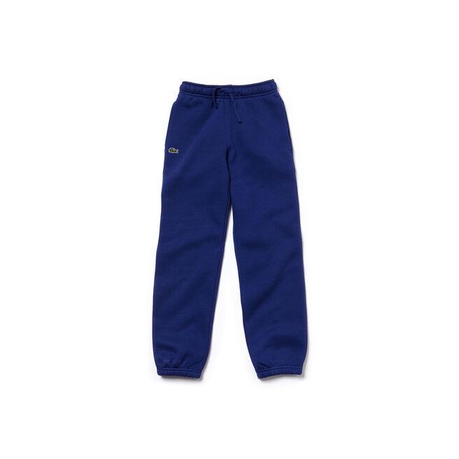 Pantaloni tuta Kids Tennis Lacoste Sport in mollettone