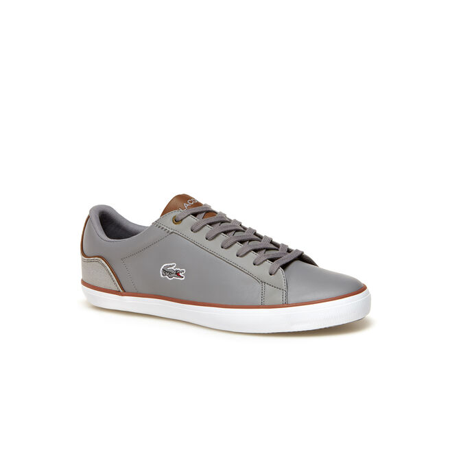 Sneakers Lerond in pelle