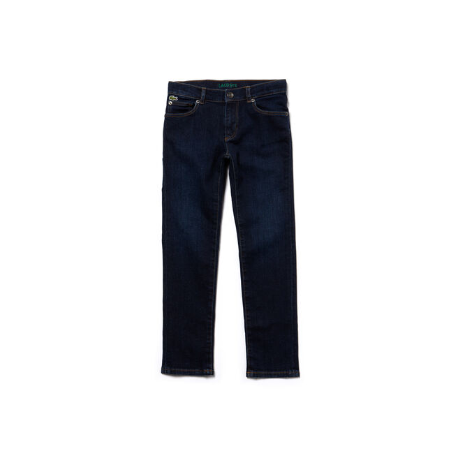 Jeans Kids in cotone denim