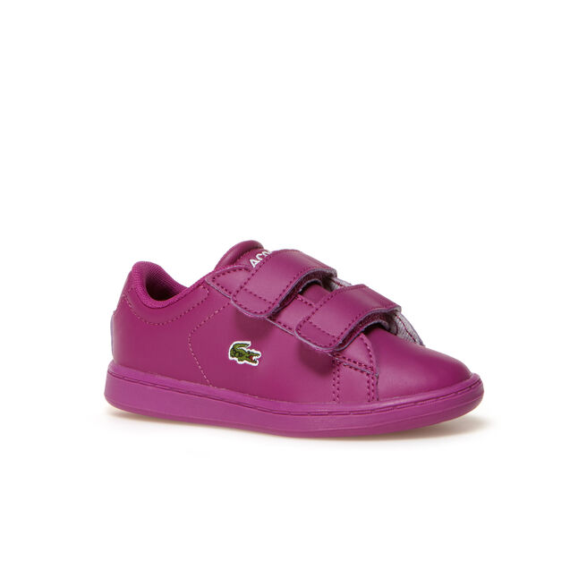 Kids' Carnaby Evo colored Hook and loop Strap Trainers