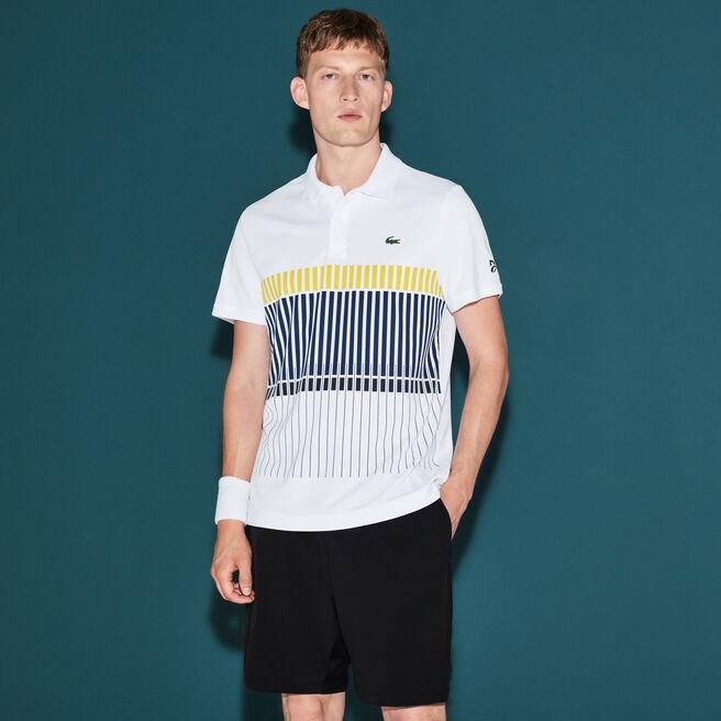 Polo Lacoste Collection for Novak Djokovic - Exclusive Clay Edition
